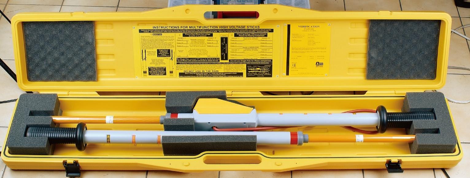 Sew0001 Pc11k 11kv High Voltage Testers H V